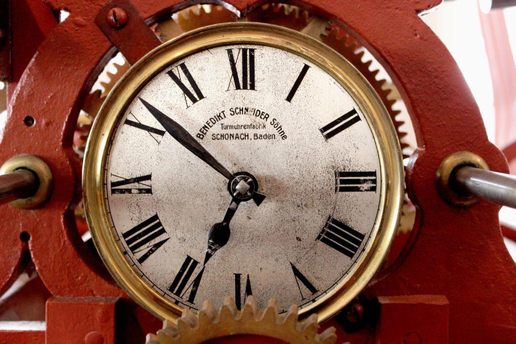 Часы хронометр с точным ходом