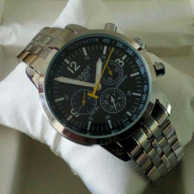 Мужские механические часы Tissot Chronometer