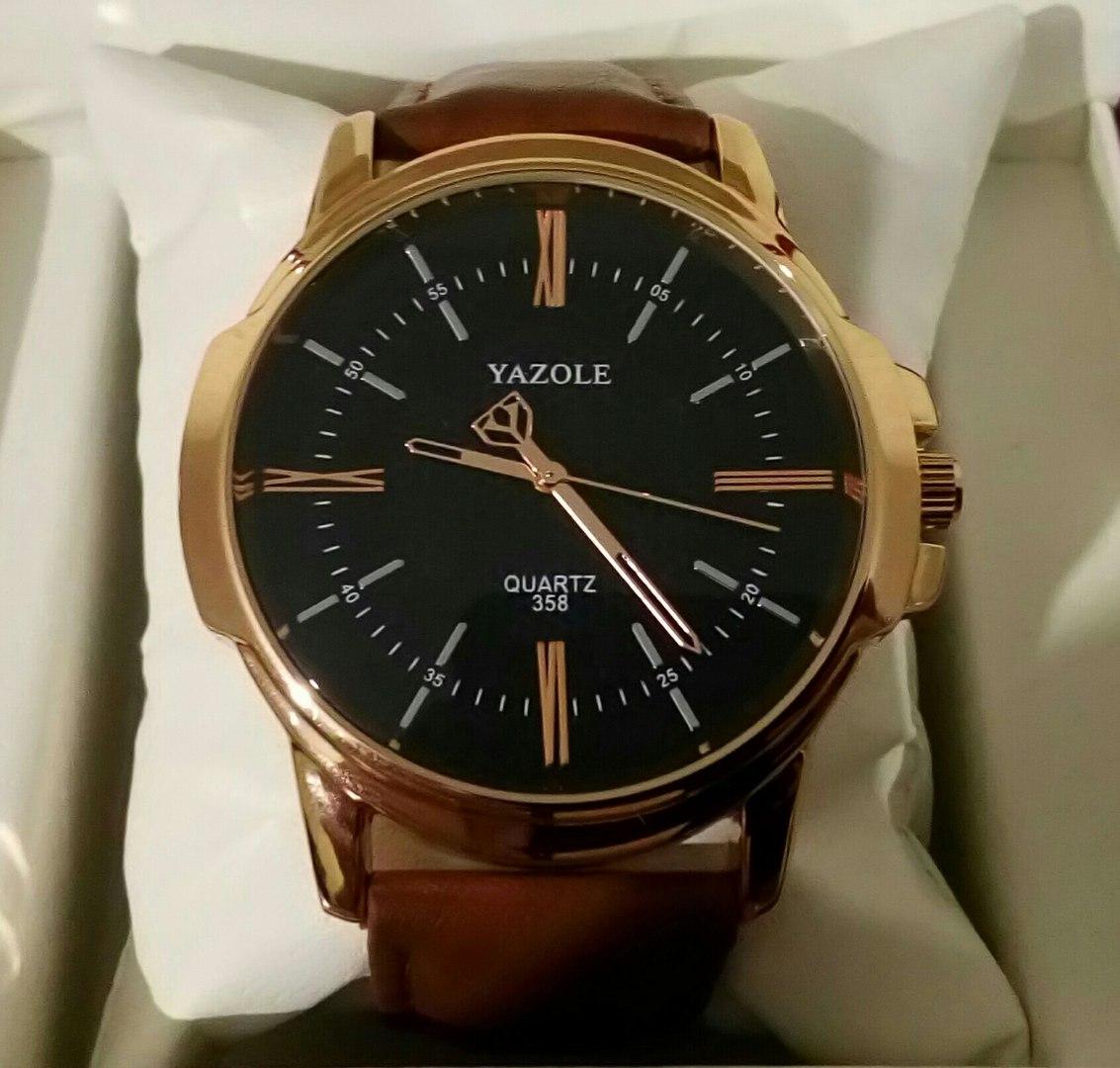 Мужские наручные часы Yazole Elit - BestShopping96 7faf6cd4765c4