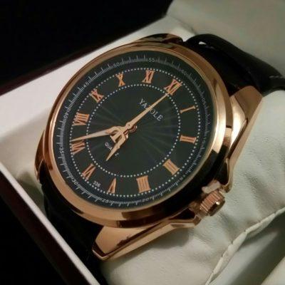 Мужские кварцевые часы Yazole Vip