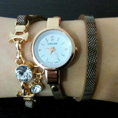 Женские наручные часы Carude Swiss