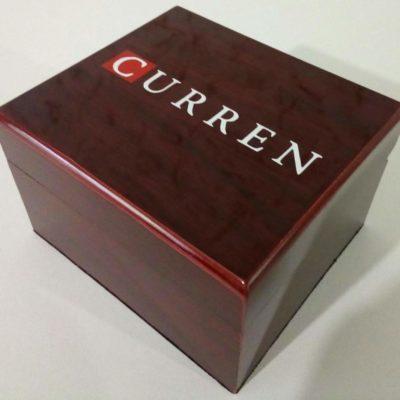 Фирменная коробка для часов Curren