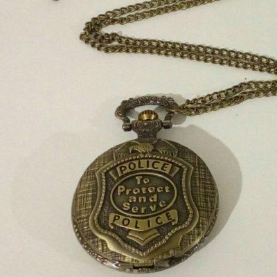 Карманные часы для полицейского