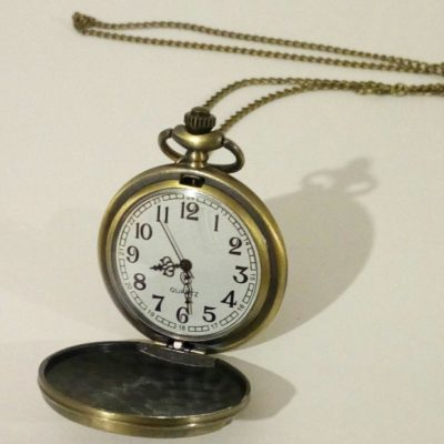 Карманные часы на цепочке Санкт-Петербург