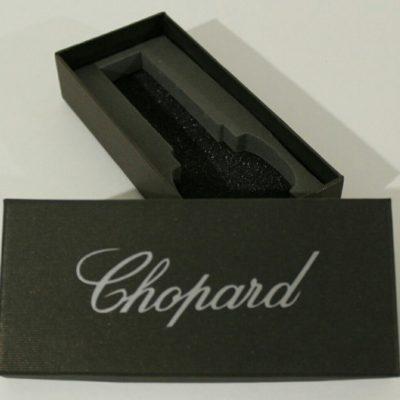 Фирменная картонная коробка для часов Fedylon