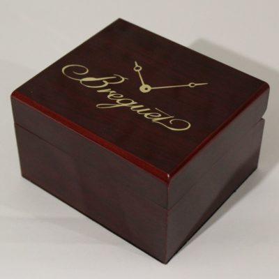 Фирменная коробка для наручных часов Breguet