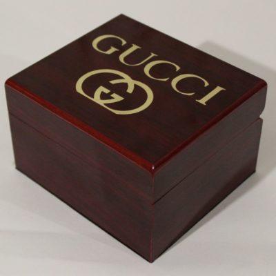 Фирменный бокс для наручных часов Gucci