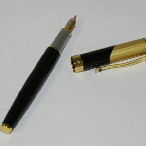 Стильная перьевая ручка с чернилами