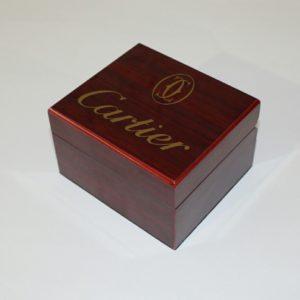 Фирменный бокс для наручных часов Cartier