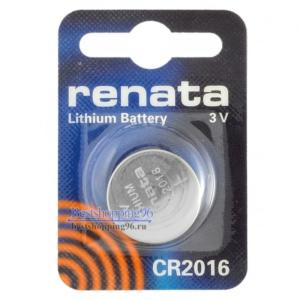RENATA CR2016 Батарейка