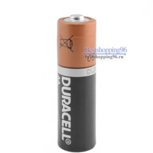 DURACELL LR6, тип AA, ALKALINE(блистер 12шт.) (цена за 1 батарейку)