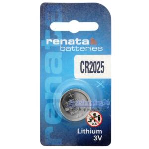 RENATA CR2025 Батарейка