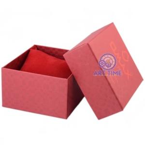 "Бумажные коробки ""маленькие"" бордо OMAX"
