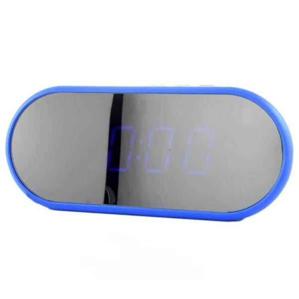 Сетевые часы VST712Y-5 часы 220Вт син.цифры+USB кабель (без адаптера)