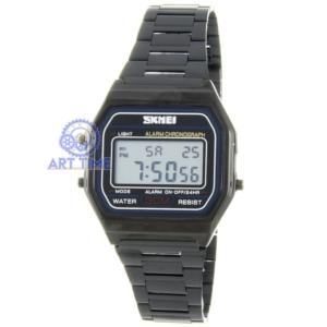 Винтажные наручные часы Skmei 1123BK black