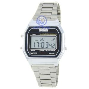 Винтажные наручные часы Skmei 1123SI silver