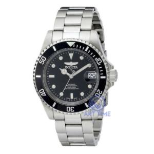Механические часы Invicta Automatic Pro Diver 200M Black Dial 8926OB